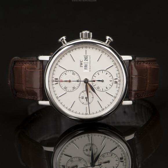 IWC Portofino Chronograph IW391002 3