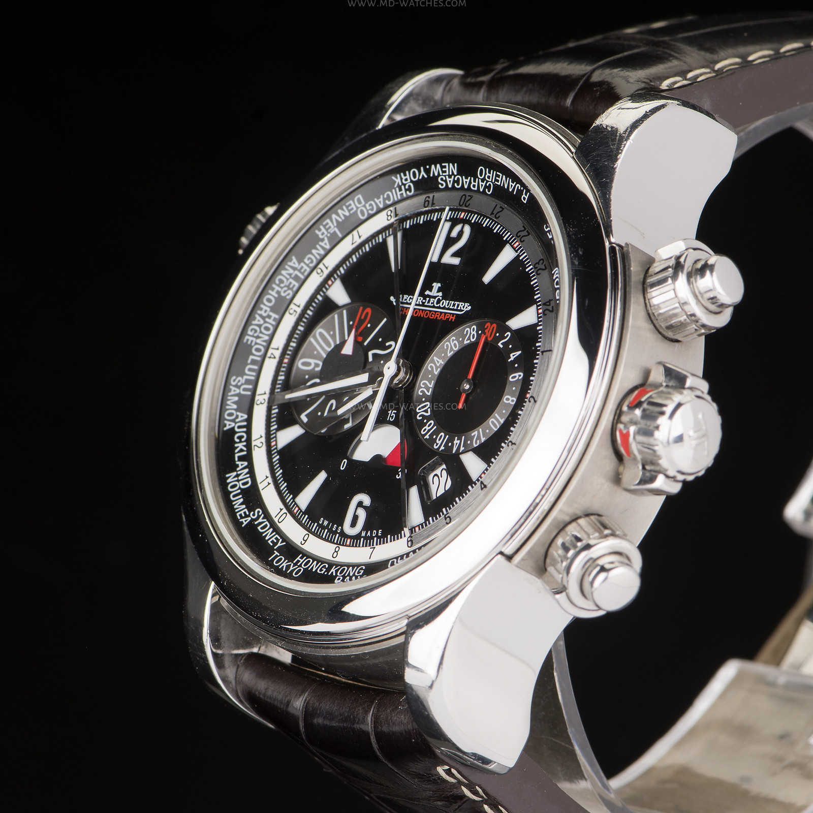 Jaeger LeCoultre Master Compressor Extreme World Chronograph 150.8.22 1