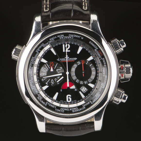 Jaeger LeCoultre Master Compressor Extreme World Chronograph 150.8.22 5