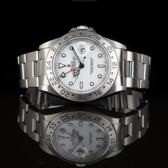 Rolex Explorer II 16570 3