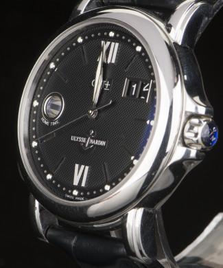 Ulysse Nardin Dual Time 40 mm 223-88 1